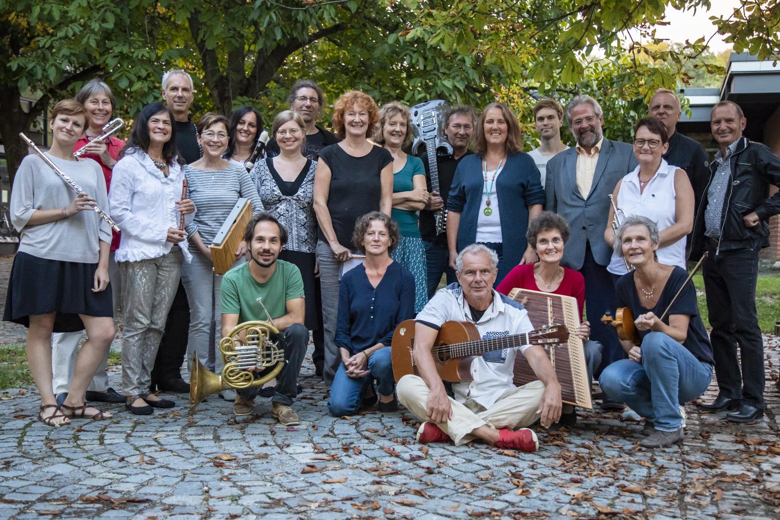 MLV Herrsching Gruppenfoto